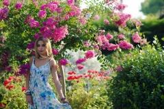 il casale - il giardino